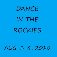 Dance in the Rockies 2018