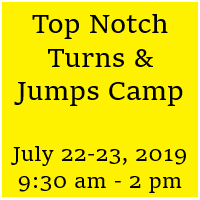 Top Notch Turns & Jumps Camp