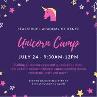 Unicorn Camp July 24th