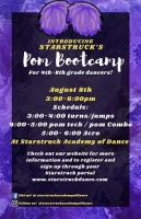 Pom Bootcamp 4th-8th Graders