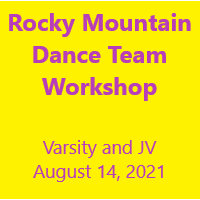 Rocky Mountain Dance Team Workshop